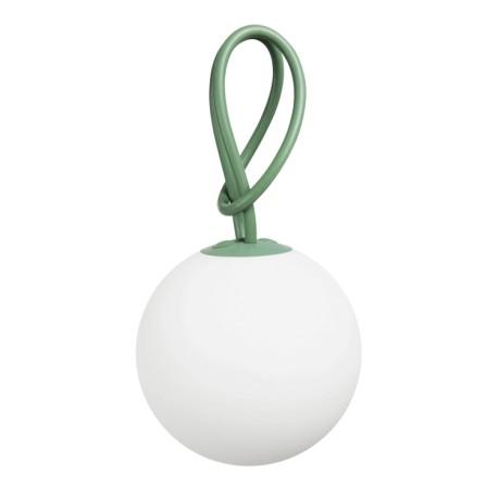 FATBOY LAMPE SANS FIL RECHARGEABLE BOLLEKE INDUSTRIAL GREEN