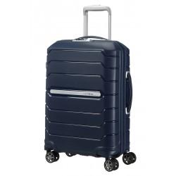FLUX VALISE EXTENSIBLE SPINNER CABINE 55CM NAVY BLUE 88537