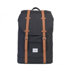 HERSCHEL RETREAT BLACK TAN