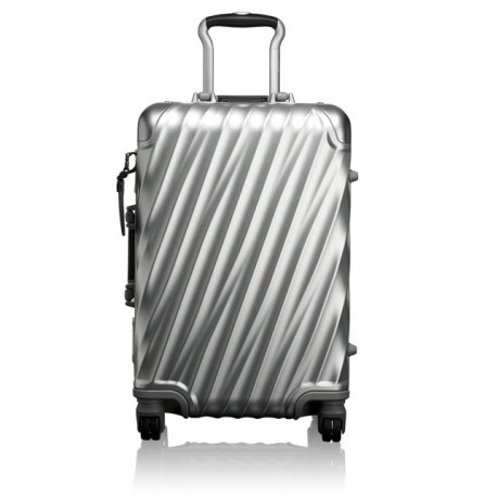 19 DEGREE ALUMINIUM INTERNATIONAL CARRY ON ARGENT