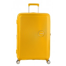 AMERICAN TOURISTER SPINNER 77 EXTENSIBLE 88474 SOUNDBOX GOLDEN YELLOW