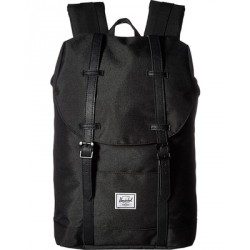 HERSCHEL RETREAT MID VOLUME BLACK BLACK