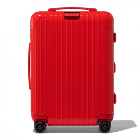 RIMOWA ESSENTIAL CABIN 832.53.65.4 CABIN MULTIWHEEL RED GLOSS