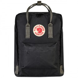 23510 KANKEN SAC A DOS BLACK STRIPED 550-901
