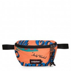 ANDY WARHOL EASTPAK K074 SPRINGER CARROT 74Y