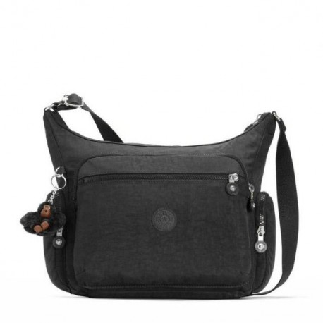 KIPLING GABBIE K15255 TRUE BLACK J99