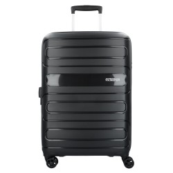 AMERICAN TOURISTER SUNSIDE 107526 CABINE SPINNER 55 BLACK