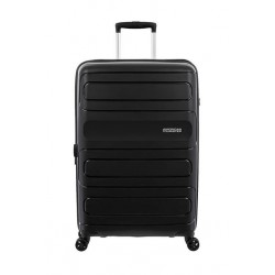 AMERICAN TOURISTER SUNSIDE 107528 SPINNER 77 EXTENSIBLE BLACK