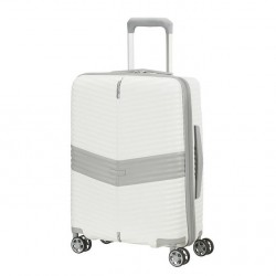 DARTS VALISE CABINE 55 COMPARTIMENT ORDINATEUR ET TABLETTE WHITE