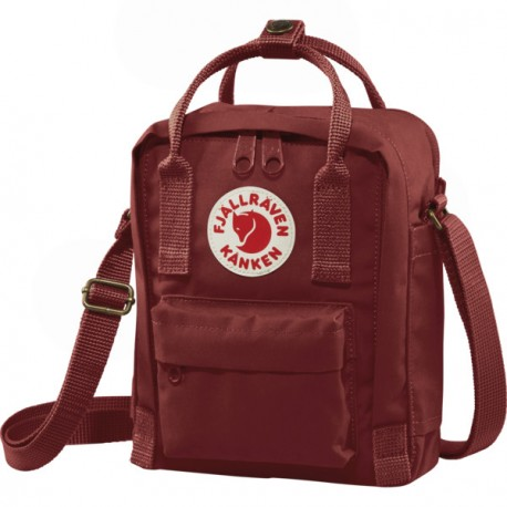 KANKEN SLING 23797 PETIT SAC A BANDOULIERE ET A DOS OX RED