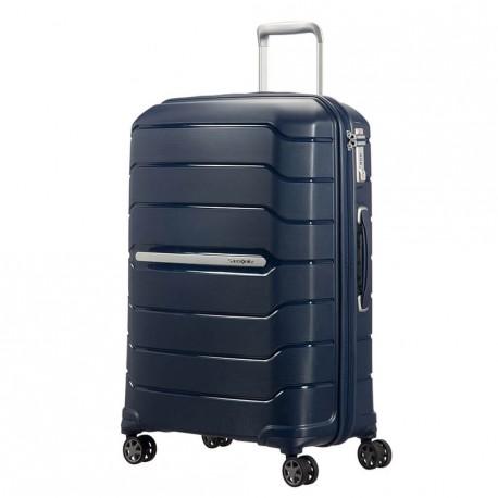 FLUX VALISE EXTENSIBLE SPINNER 75CM NAVY BLUE 88539