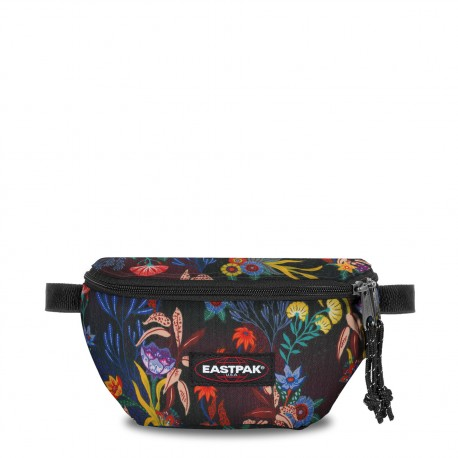 EASTPAK K074 SPRINGER SAC BANANE TRIPPY BLUE 99X