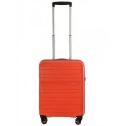 AMERICAN TOURISTER SUNSIDE 107526 CABINE SPINNER 55 SUNSET RED