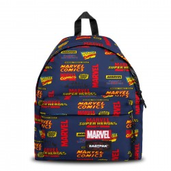 K620 Padded pak'r sac à dos Comics Marvel Navy