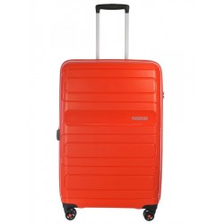 AMERICAN TOURISTER SUNSIDE 107528 SPINNER 77 EXTENSIBLE SUNSET RED
