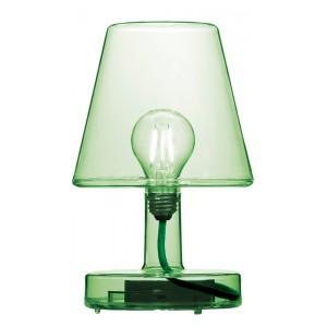 FATBOY LAMPE SANS FIL RECHARGEABLE TRANSLOETJE GREEN