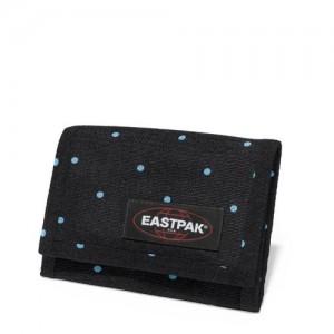 EASTPAK PORTEFEUILLE K497 CREW DOT BLACK 38K